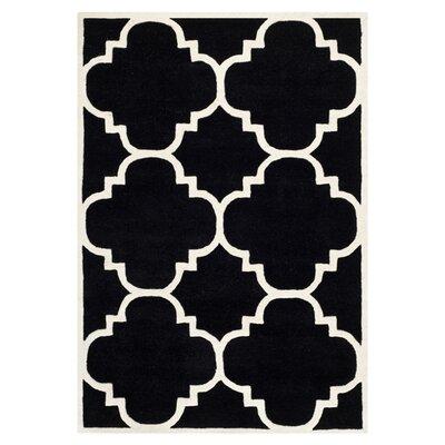 Safavieh Chatham Black / Ivory Rug