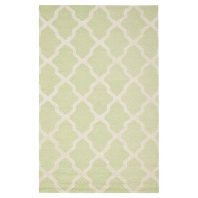 Cambridge Light Green/Ivory Rug