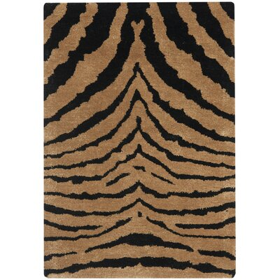 Safavieh Soho Black/Brown Rug