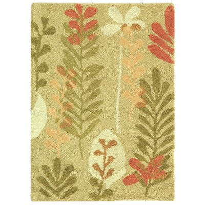 Berkeley Taupe/Green Rug