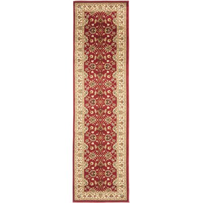 Lyndhurst Red/Ivory Persian Rug