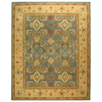 <strong>Safavieh</strong> Anatolia Light Blue/Ivory Rug