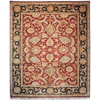 Safavieh Dynasty Burgundy/Black Rug