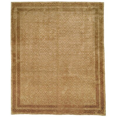 Safavieh Tibetan Sage/Gold Diamond Eye Rug