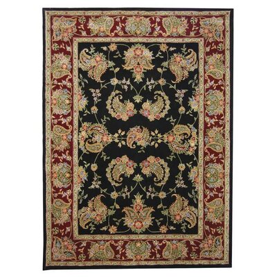 Safavieh Traditions Black Rug