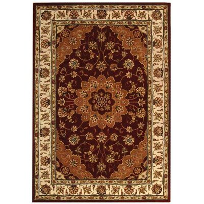 Safavieh Traditions Red/Ivory Rug