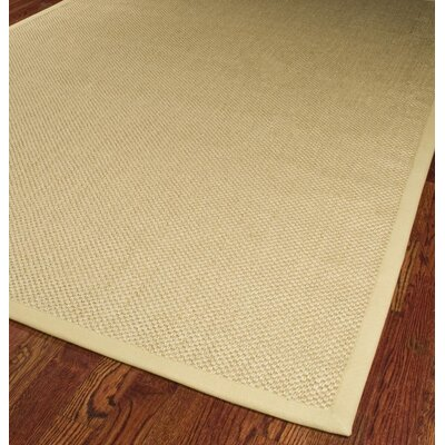 Safavieh Natural Fiber Maize/Wheat Rug
