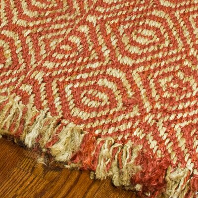 Safavieh Natural Fiber Rust Rug