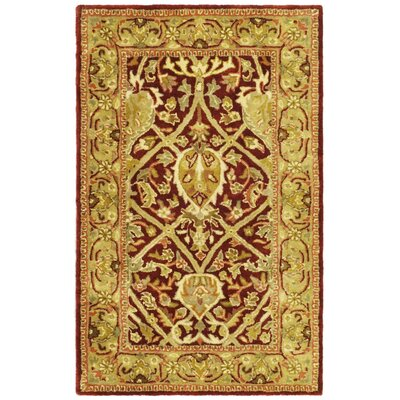 Safavieh Persian Legend Red/Gold Rug