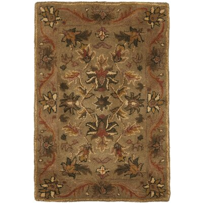 Antiquities Majesty Sage/Gold Rug