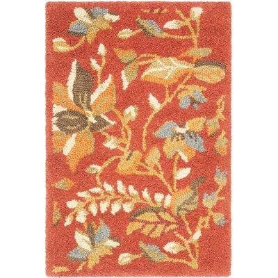 Safavieh Blossom Rust/Multi Rug