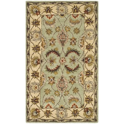 Safavieh Heritage Light Green/Ivory Rug