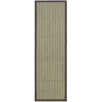 Safavieh Natural Fiber Multi/Purple Rug