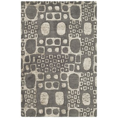 Safavieh Soho Dark Gray/Ivory Rug