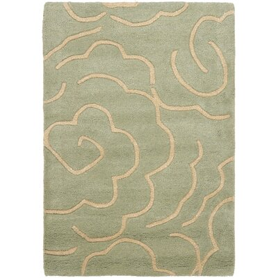 Safavieh Soho Soft Light Blue/Ivory Rug