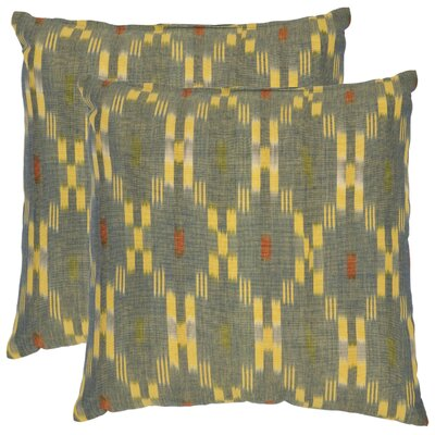 Safavieh Taylor Cotton Decorative Pillow (Set of 2)