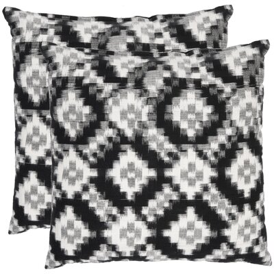 Safavieh Deco Cotton Decorative Pillow (Set of 2)