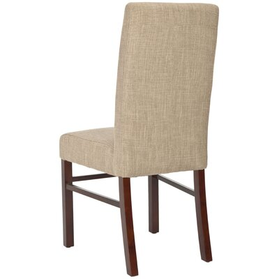 Safavieh Classical Cotton Parson Chair