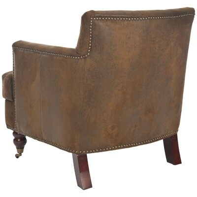 Safavieh Colin Leather Chair