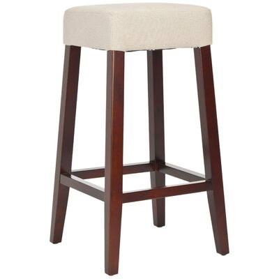 "Safavieh Isabella 30.3"" Bar Stool with Cushion"