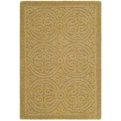 Cambridge Light Gold/Dark Rug