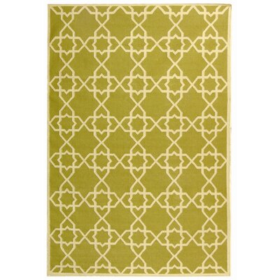 Dhurries Olive/Ivory Rug