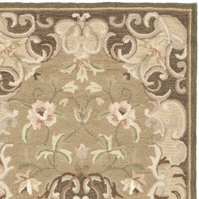 Safavieh DuraRug Beige/Brown Rug