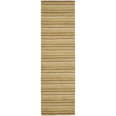 Safavieh Impressions Brown Stripe Rug