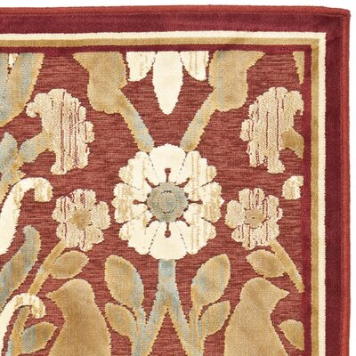 Safavieh Paradise Red Rug