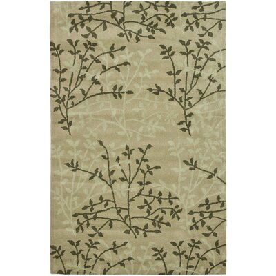 Safavieh Soho Floral Green/Multi Rug