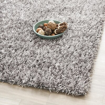 Paris Shag Grey Rug
