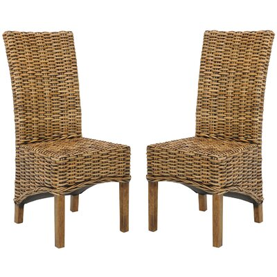 Safavieh Aspen Parsons Chair (Set of 2)