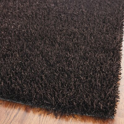 Safavieh Paris Shag Chocolate Rug
