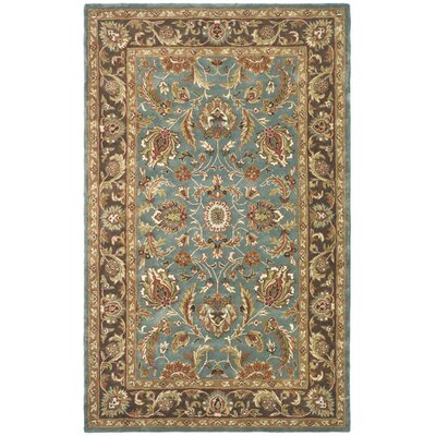 Heritage Blue/Brown Rug