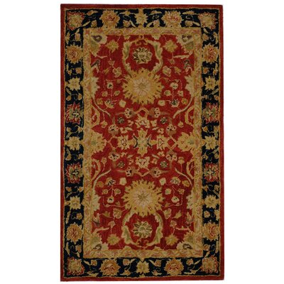Anatolia Red / Navy Rug
