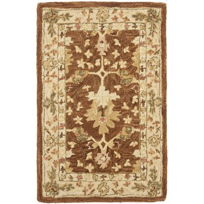 Safavieh Anatolia Brown/Cream Rug
