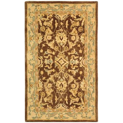 Anatolia Brown / Tan Rug