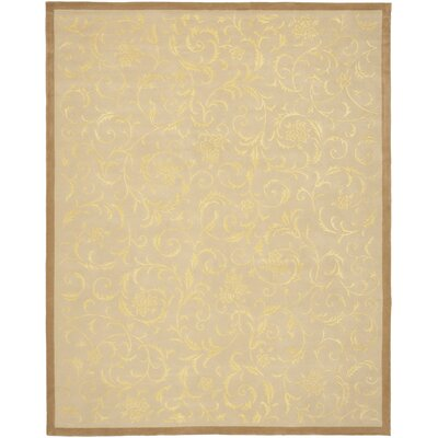 French Tapis Beige Rug