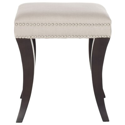 Safavieh Julian Fabric Ottoman