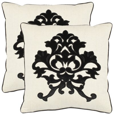 Safavieh Greyson Cotton Decorative Pillow (Set of 2)