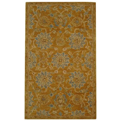 Anatolia Gold / Blue Rug