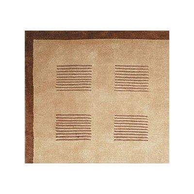 Safavieh Tibetan Brownstone Khaki/Java Rug