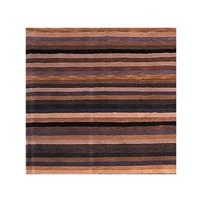 Safavieh Tibetan Black/Blue Stripes Rug