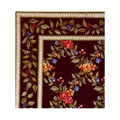 Safavieh Chelsea Black English Trellis Rug