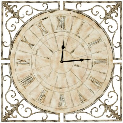 Kathleen Wall Clock