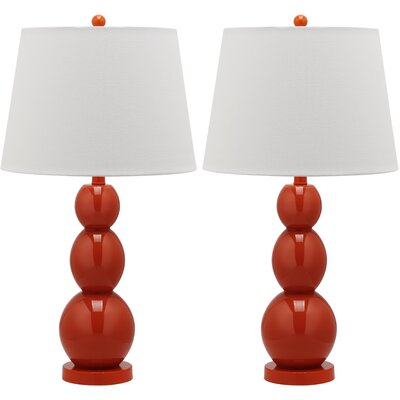 Safavieh Jayne 1 Light Three Sphere Table Lamp