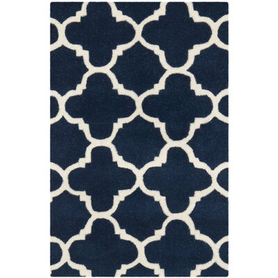Safavieh Chatham Dark Blue / Ivory Rug