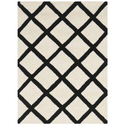 Safavieh Chatham Ivory / Black Rug