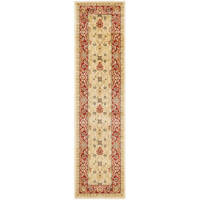 Safavieh Austin Cream/Red Rug