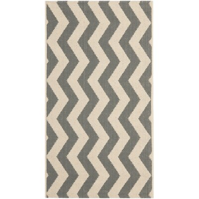 Safavieh Courtyard Grey/Beige Rug